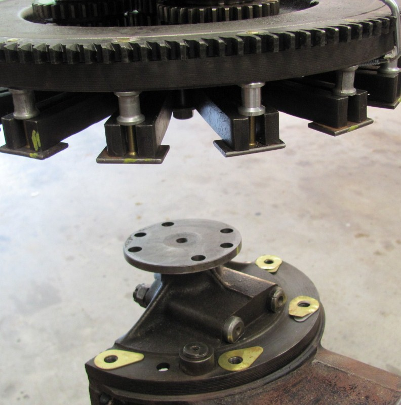 Model T Ford Forum: What Holds The Transmission To The