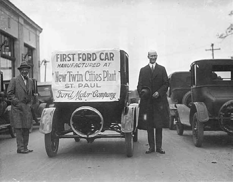model t ford forum twin city ford plant closes today. Black Bedroom Furniture Sets. Home Design Ideas