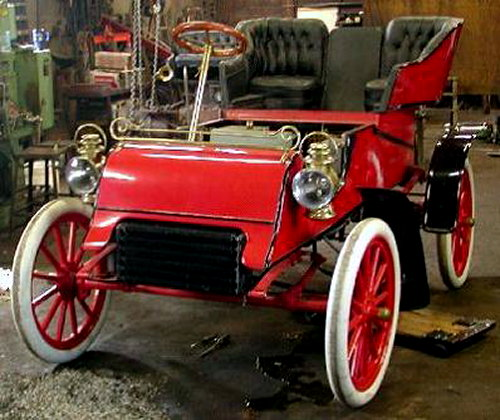 1903 Model A Ford