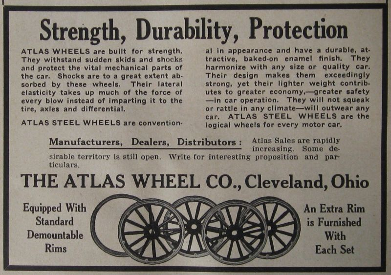 Atlas Wheels