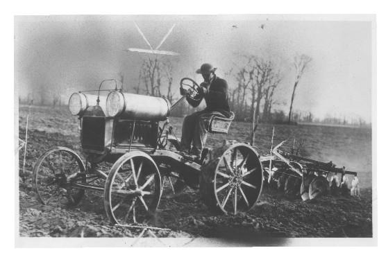 Ford Traktor 1915