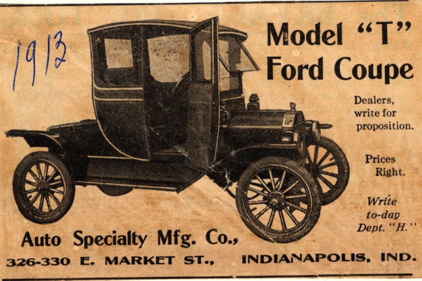 an analysis of henry fords model t Your students to explore a case study of henry ford, his model t and the  [ analyze cause-and-effect relationships] – analyze how working conditions.