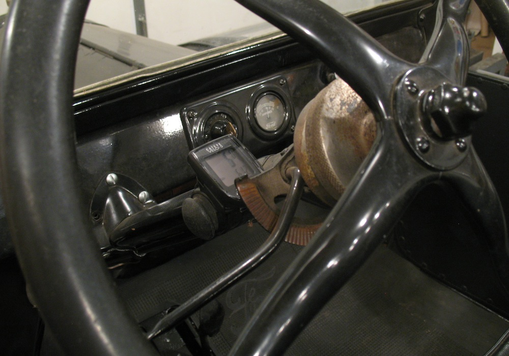 model t ford forum  a little speedometer mystery solved