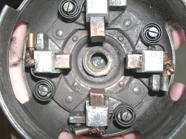Model T Ford Forum: STARTER MOTOR - Ahhh, where do these wires go?Model T Ford Club of America