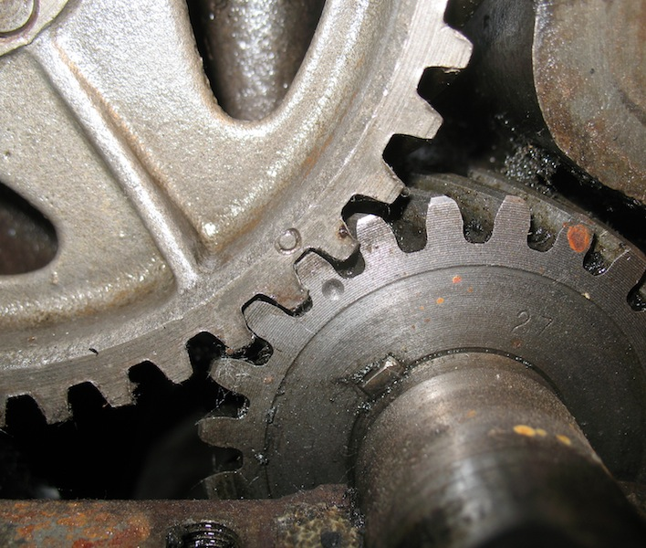 Model T Ford Forum: Timing Gear Installation: Cam Shaft