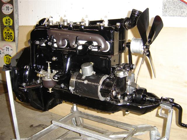 Model T Ford Forum: Painted Engine Blocks