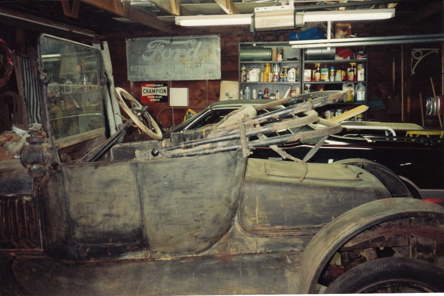 Model T Ford Forum: Model T Frame Differences - 1916 Model Year?