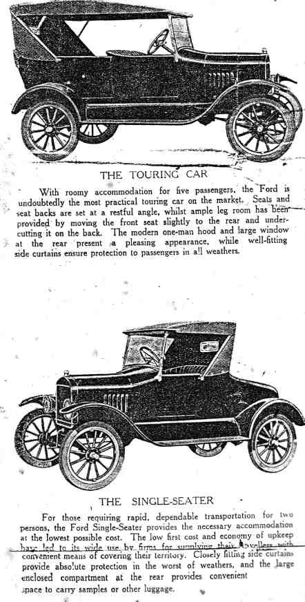 model t ford forum  two tone colours   closed car