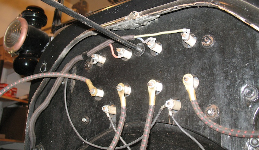 Model T Ford Forum  1915 Coil Box Wires