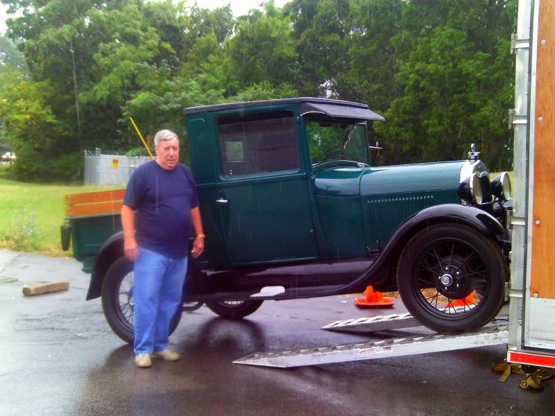 1928 Model A PU