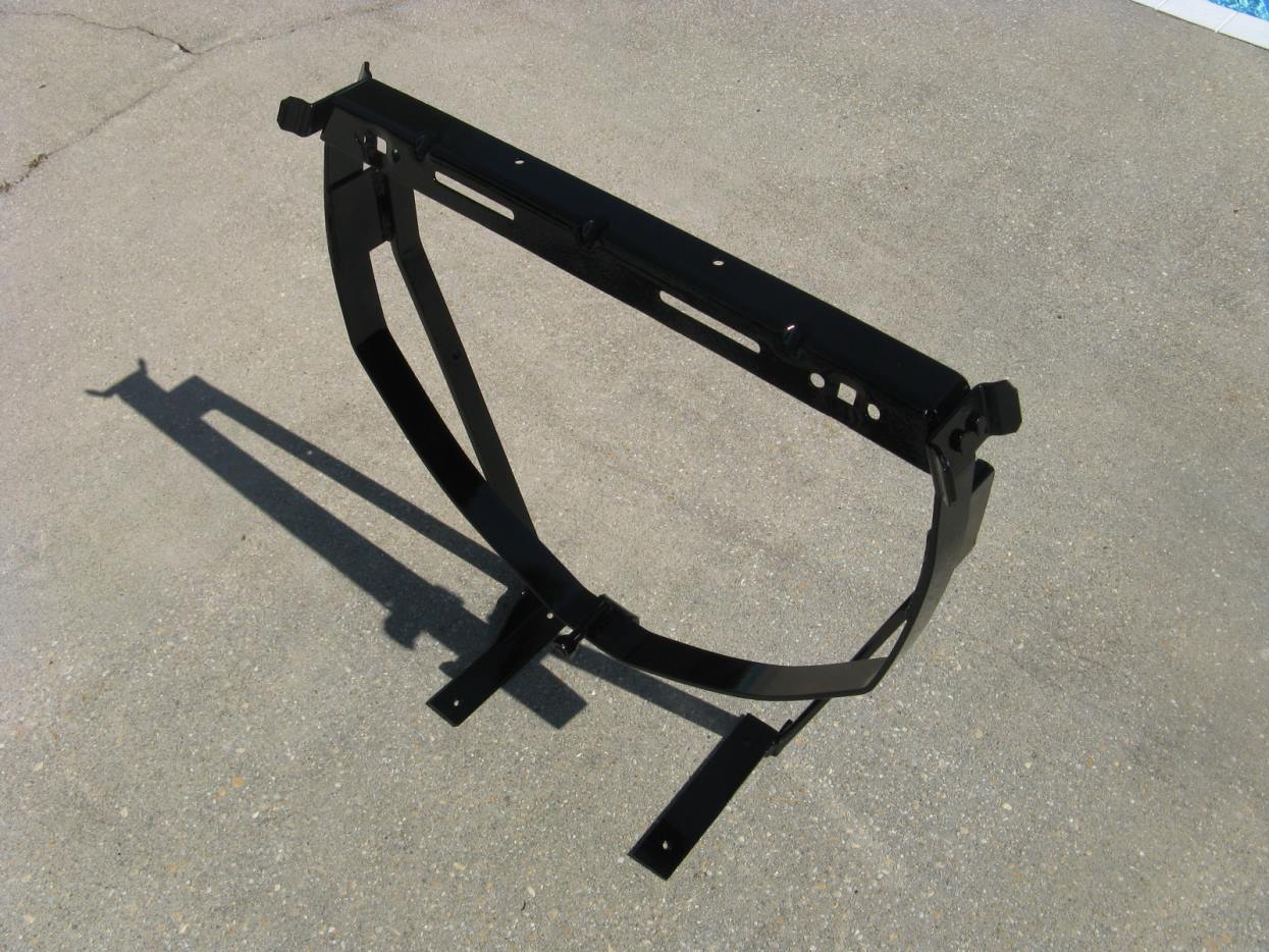 Model T Ford Forum Spare Tire Rack