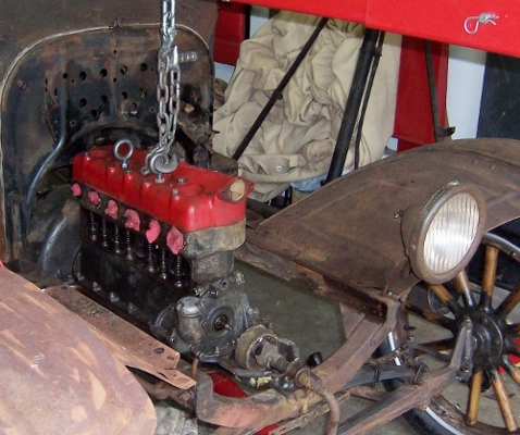 North Point Ford >> Model T Ford Forum: Engine Mount replacement