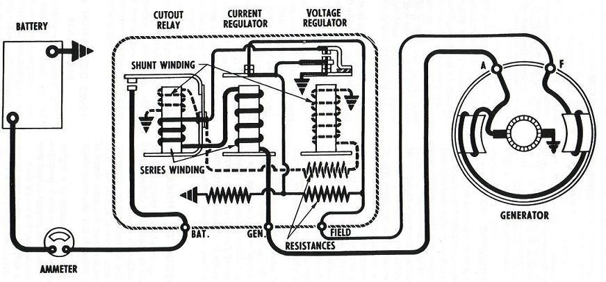 model t ford forum  can you use a 1942 6 volt voltage regulator on your generator