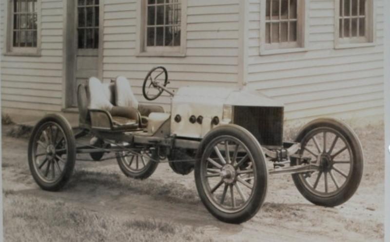 Ford Racer 1