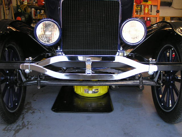 Model T Ford Forum: Parts for 1924 fordor