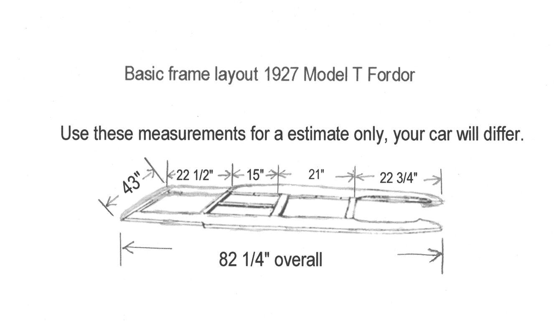 1927 ford model t diagrams 1927 ford model tt