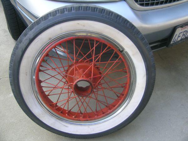 Wire Wheels Buffalo Wire Wheels