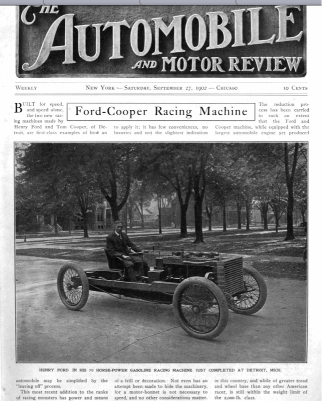 Model T Ford Forum: Reference the History Channel, some early Ford ...