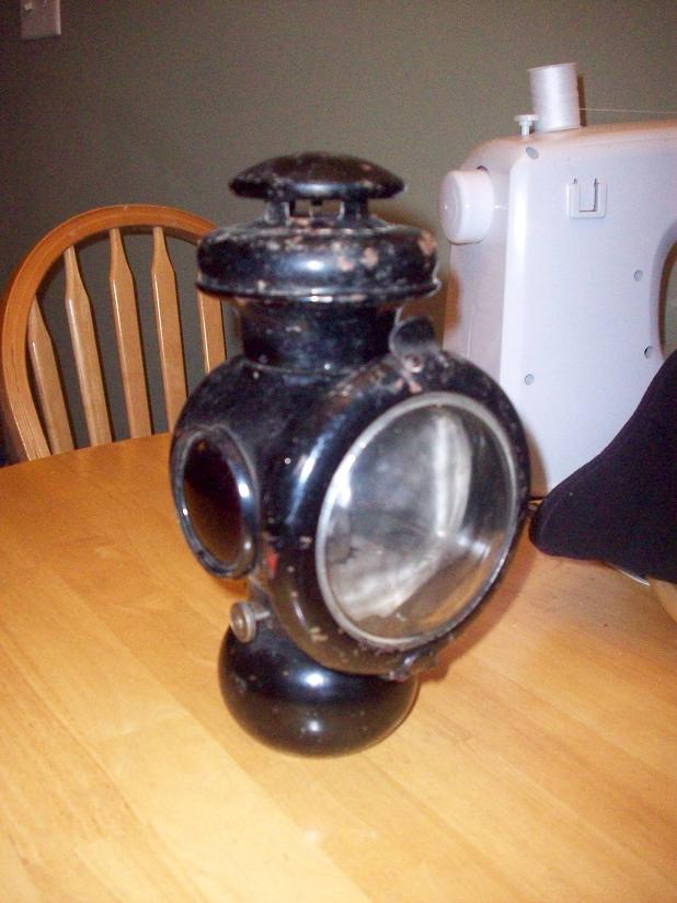 Model T Ford Forum Oil Lamp Identification