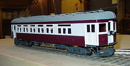 Trolley Model