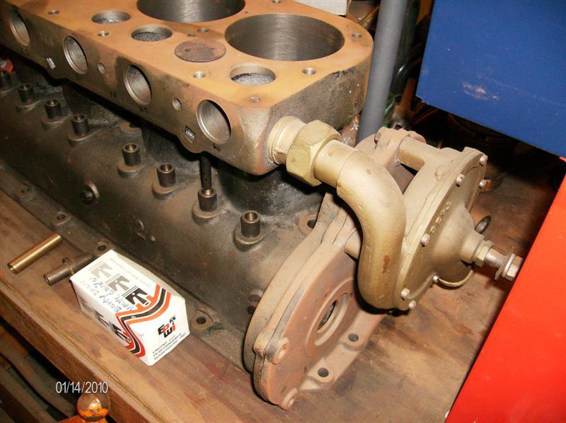 pre 2500 engine