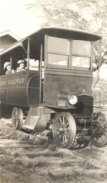 OR&L Railbus 1921