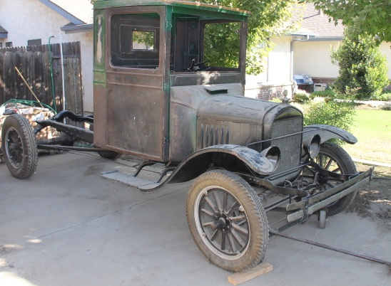 1926 TT Minus the Stake Bed