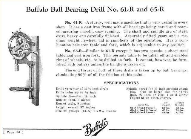 buffalo catalog