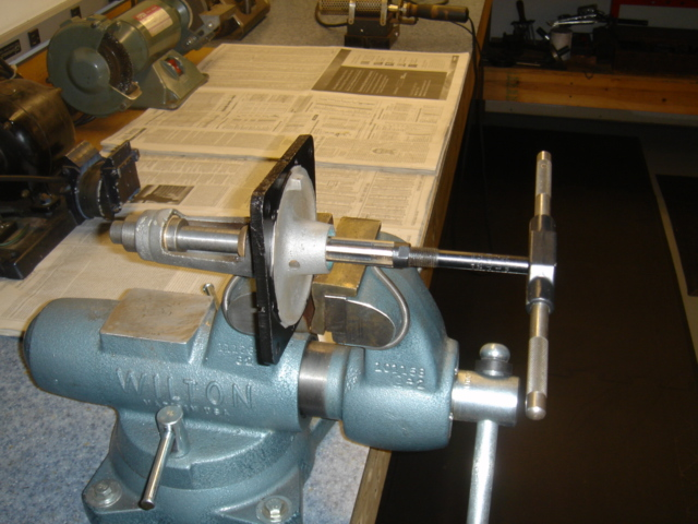 Wilton Vise Parts >> Model T Ford Forum Ot Restoring A Wilton Vise Why