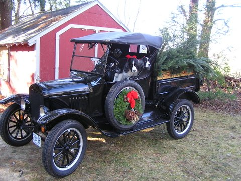 1925 Pickup
