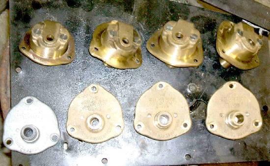 window riser gear cases
