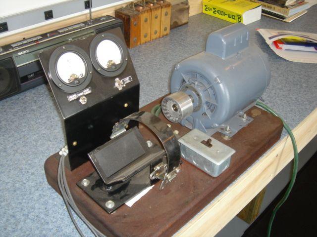 Electric Generator Homemade