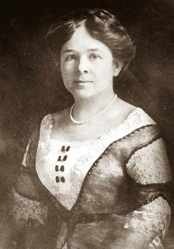 Clara Ford