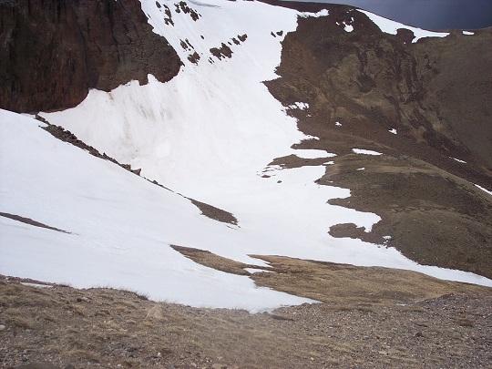 ice berg Lake