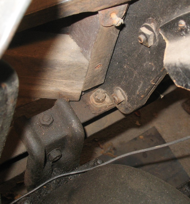 Model T Ford Forum: 1915 Engine Removal