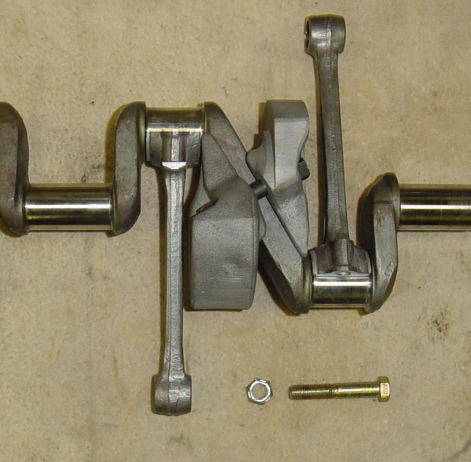 Model T Ford Forum: New Dunn Counter Weights?