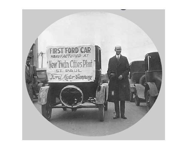 First Twin City Model T