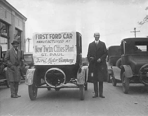1925 Ford two