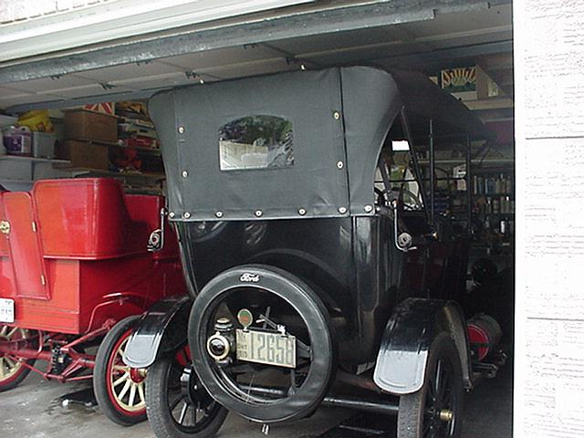Model T Ford Forum: '14 Touring top attachment