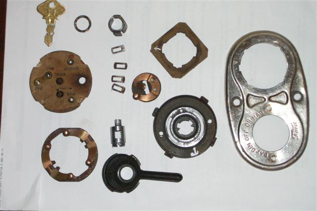 Model T Ford Forum  Ignition Keys After 1921