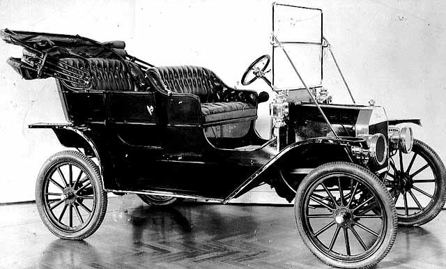 Model T Ford Forum 1908 Model T