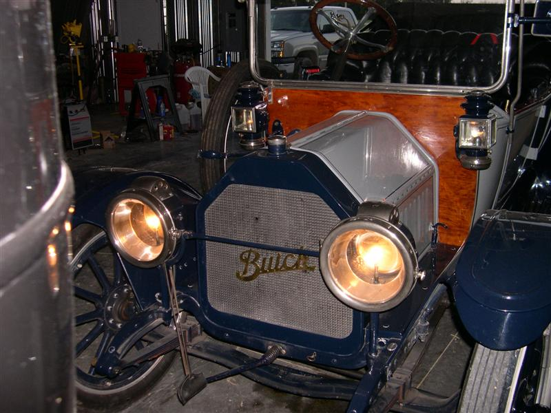 Model T Ford Forum Side Lamp Fuel