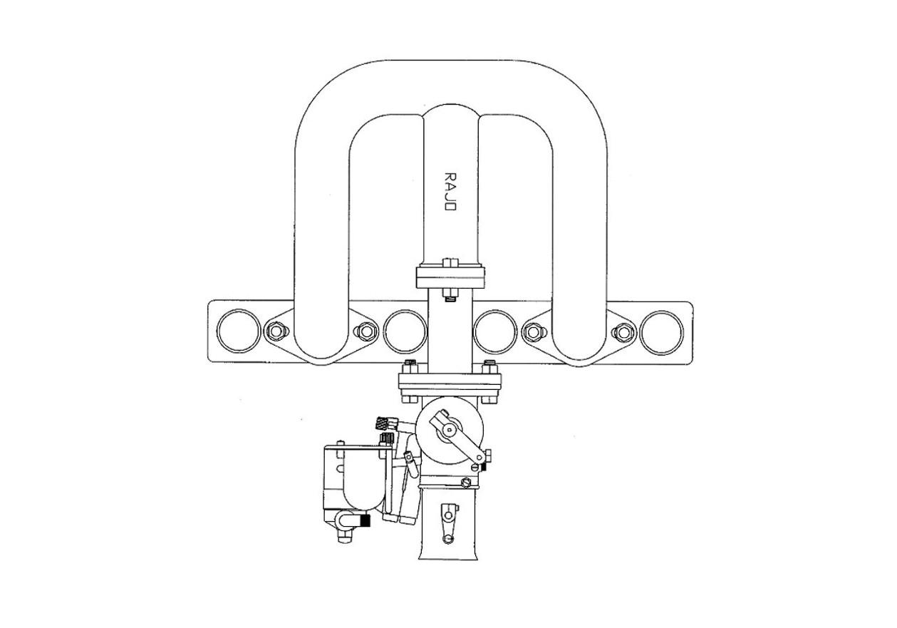 Flathead Intake Kit