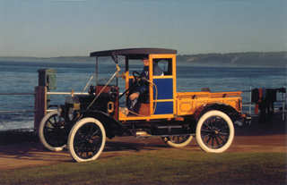 "1915 ""C"" Cab pick-up"