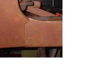 panel seam