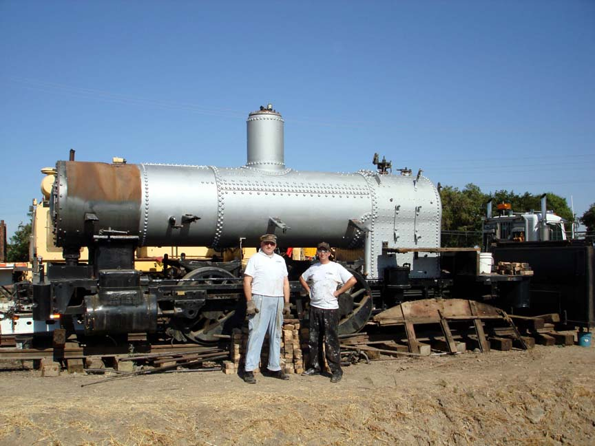 Porter Locomotive Current