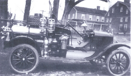 1924 fire Car