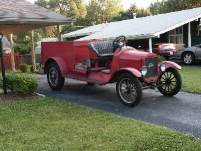 1925 Luverne/Model TT