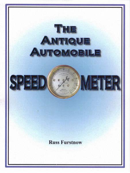The Antique Automobile Speedometer