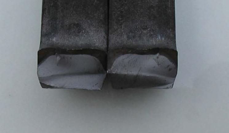 Cracked Magnet